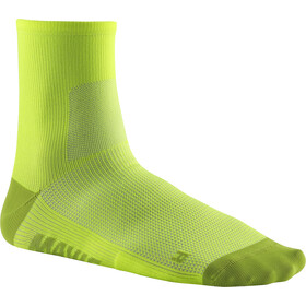 Mavic Essential Calze, safety yellow